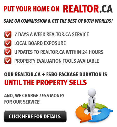 MLS Listing on REALTOR.ca