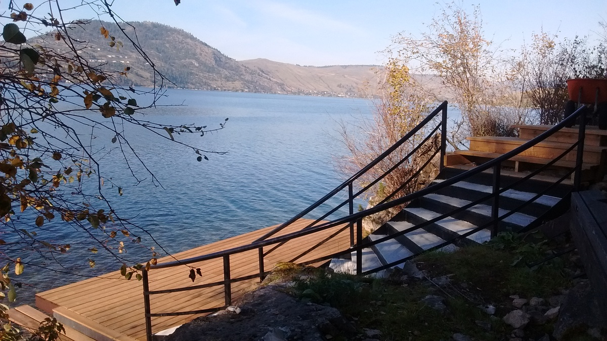 Waterfront Property / Building Lot / Empty Lot / Land / Recreational Property For Sale in Vernon, BC