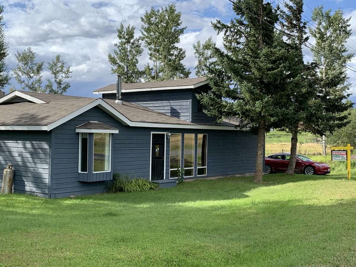 House / Acreage / Detached House / Revenue Property For Sale in Horsefly, BC - 3+1 bed, 1 bath