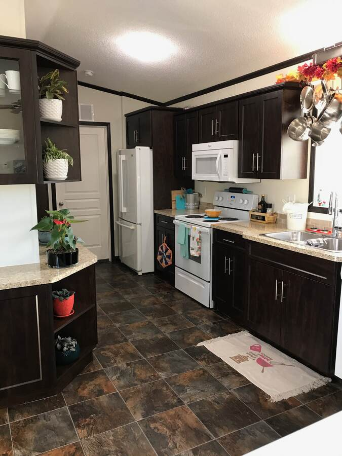 Acreage / Modular Home For Sale in Quesnel, BC - 2 bed, 2 bath