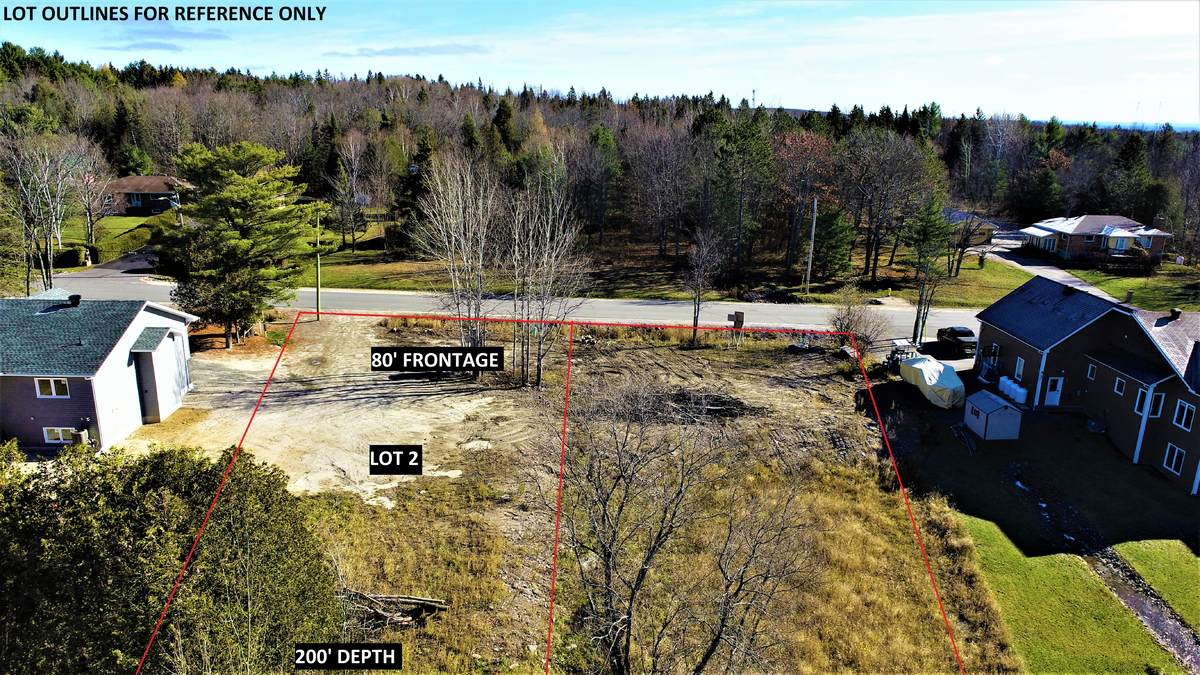 Vacant Land For Sale in North Bay, ON
