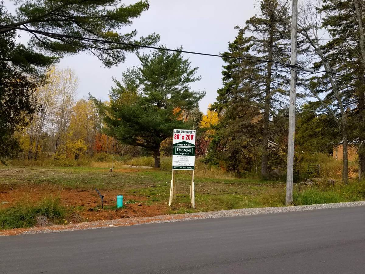 Land / Empty Lot For Sale in North Bay, ON