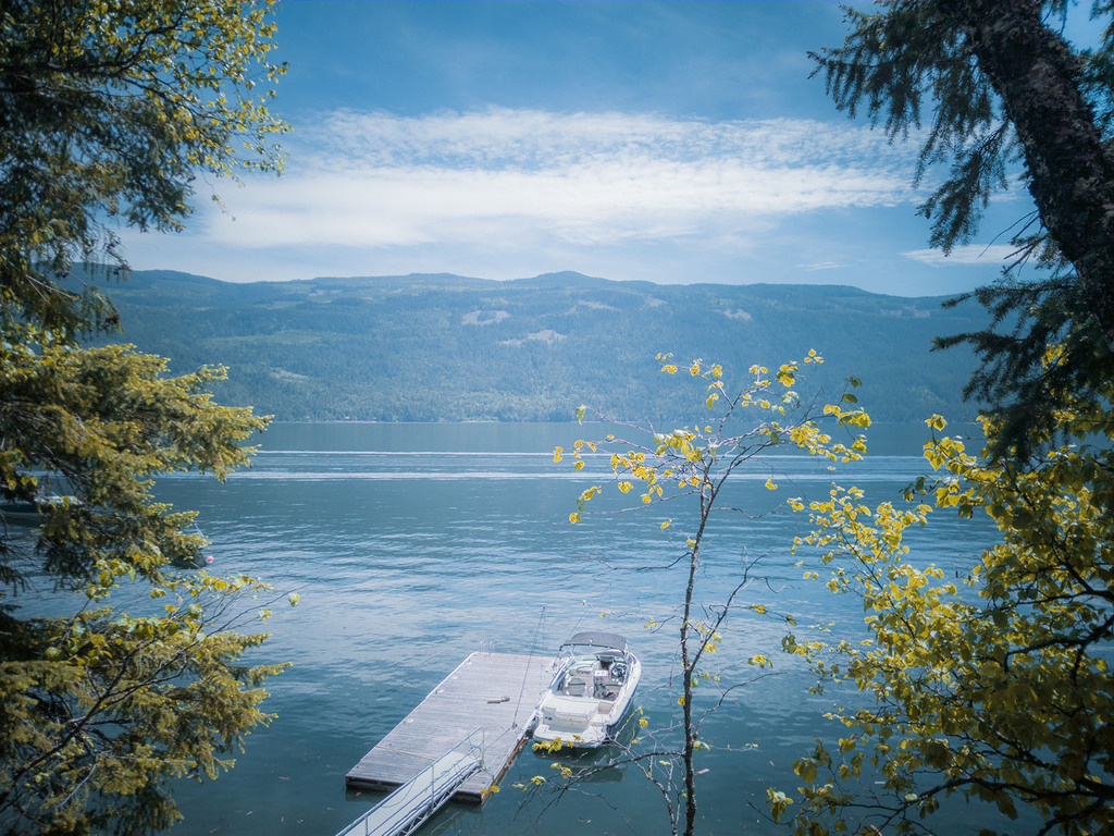 Waterfront Property / Recreational Property For Sale in Shuswap Lake, BC - 7+1 bed, 2.5 bath
