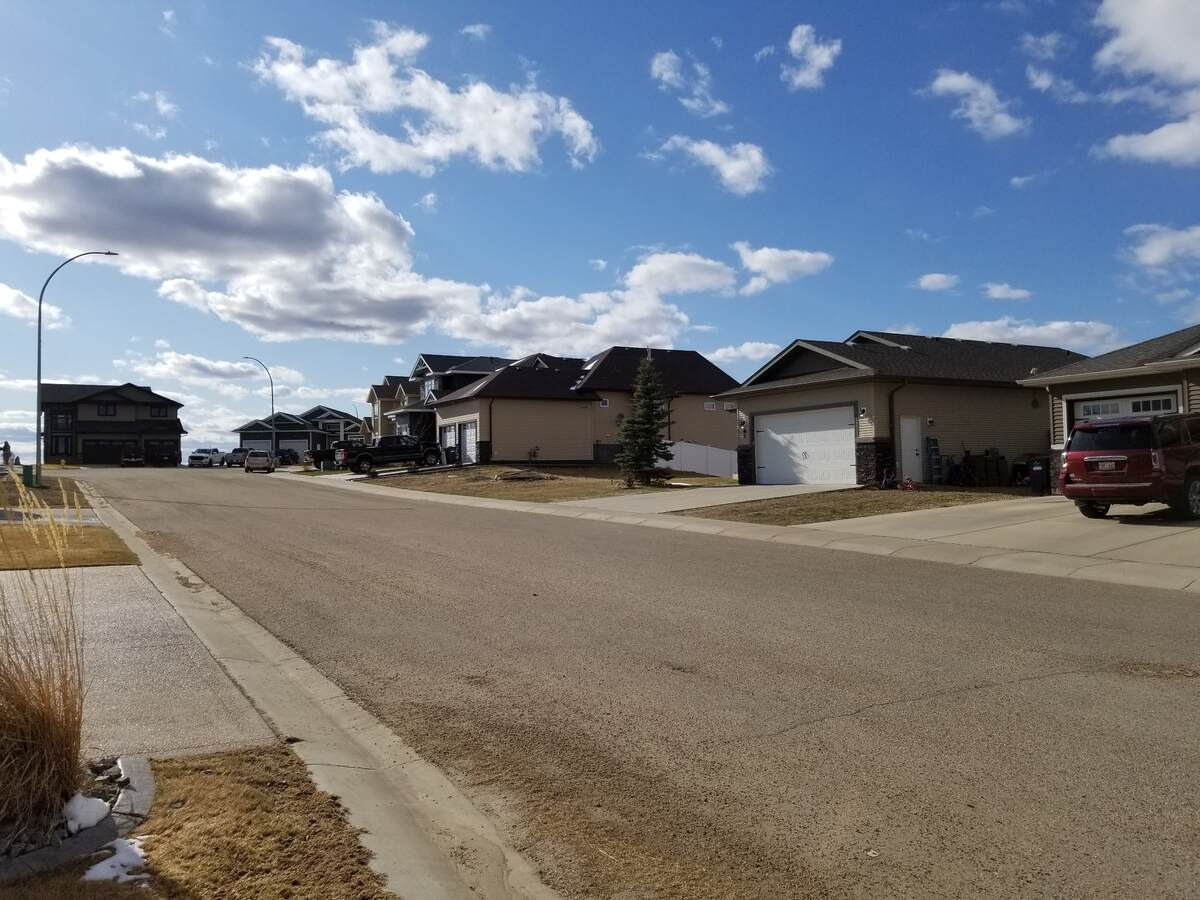 Vacant Land For Sale on Sylvan Lake, AB