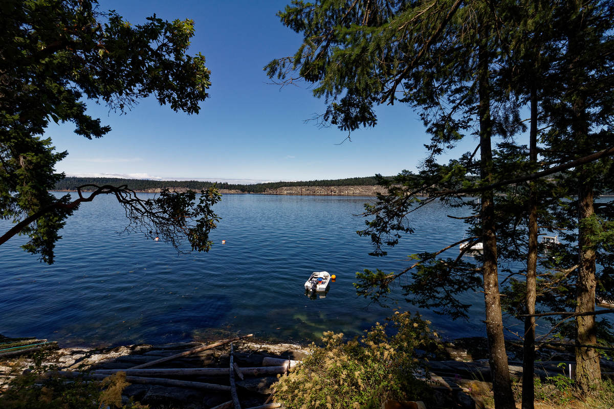 Recreational Property / Cottage / Waterfront Property For Sale on Ruxton Island, BC - 2 bed, 1 bath