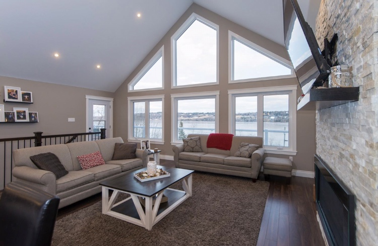 House / Waterfront Property For Sale in Kingston Peninsula, NB - 3+2 bed, 3 bath