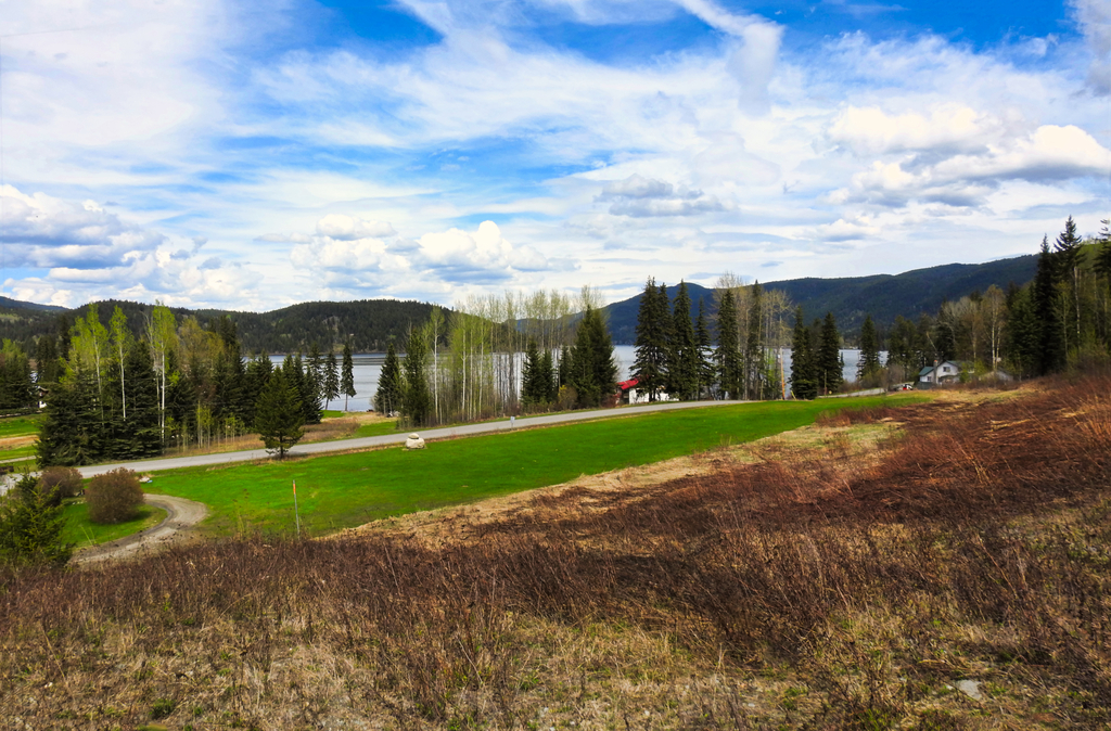 Acreage / Building Lot / Land / Recreational Property For Sale on Canim Lake, BC