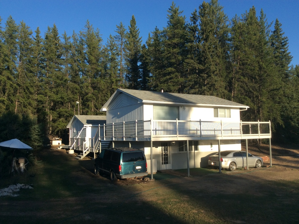Land with Building(s) For Sale in St. Lina, AB - 3 bed, 1.5 bath