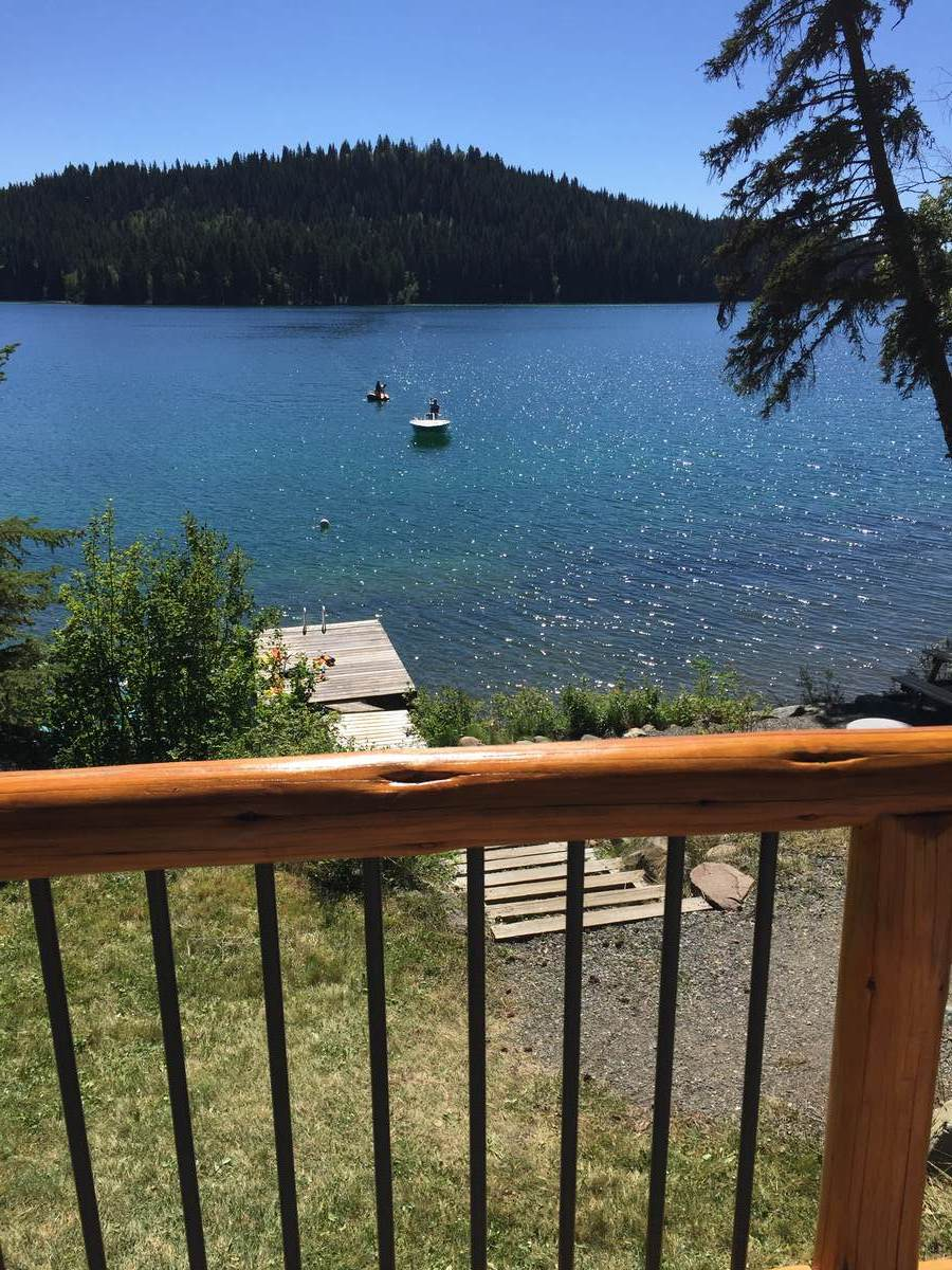 Waterfront Property / Cottage / Recreational Property For Sale in 100 Mile House, BC