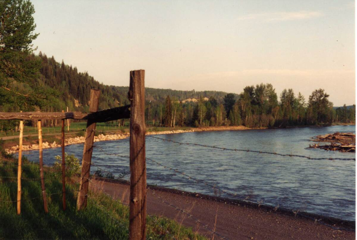 Farm / Acreage / Land with Building(s) / Ranch / Waterfront Property For Sale in Quesnel, BC - 3 bed, 1 bath