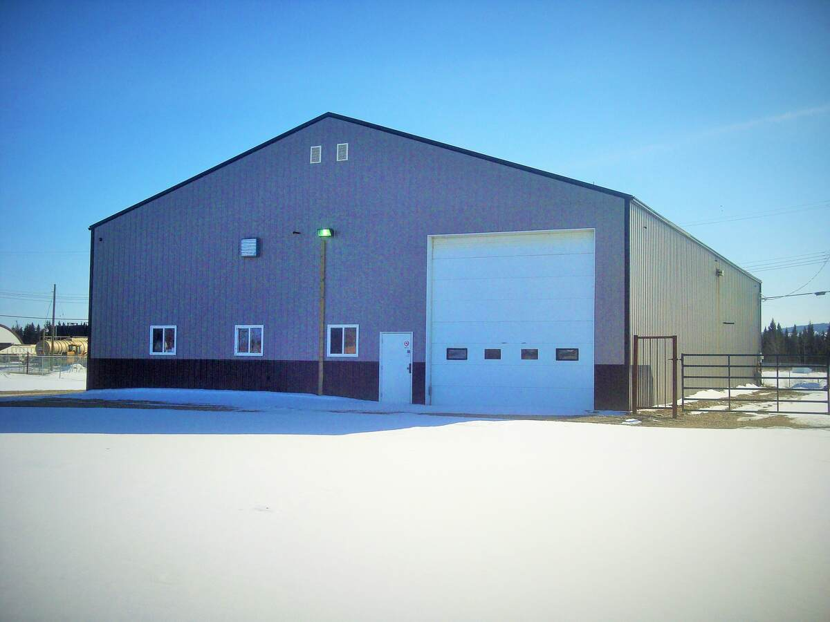 Commercial Space For Lease in Dawson Creek, BC