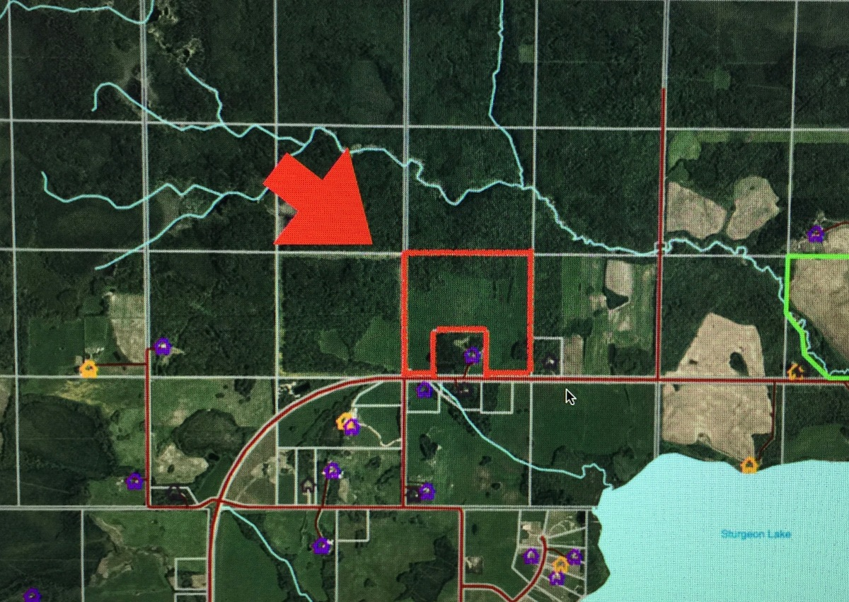 Recreational Property / Building Lot / Land For Sale in Sturgeon Lake, AB