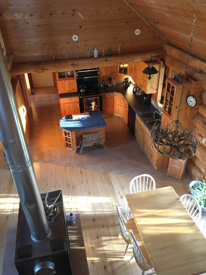 Land with Building(s) / Waterfront Property For Sale on Sturgeon Lake, AB - 3 bed, 3 bath
