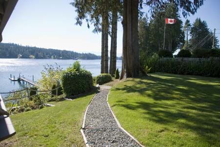Waterfront Property For Sale in Sooke, BC - 2+1 bed, 1 bath