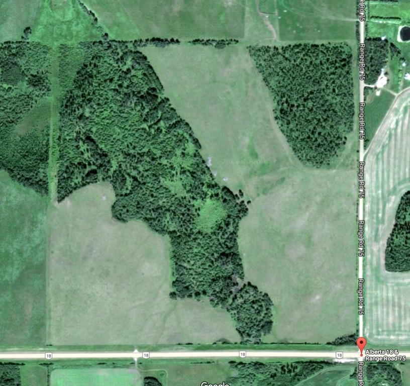 Vacant Land / Acreage / Farm For Sale in Lac Ste Anne County, AB