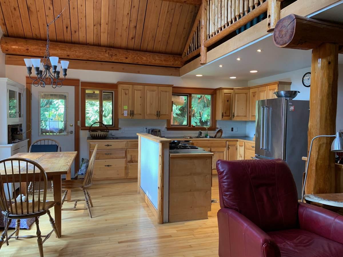 Farm / Acreage / Business / Duplex / Home-Based Business Potential For Sale in Pemberton, BC - 4 bed, 4 bath