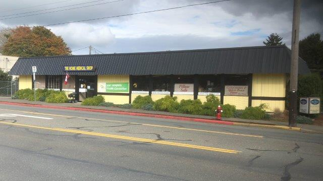 Business with Property / Business For Sale in Courtenay, BC - 0 bed, 2 bath