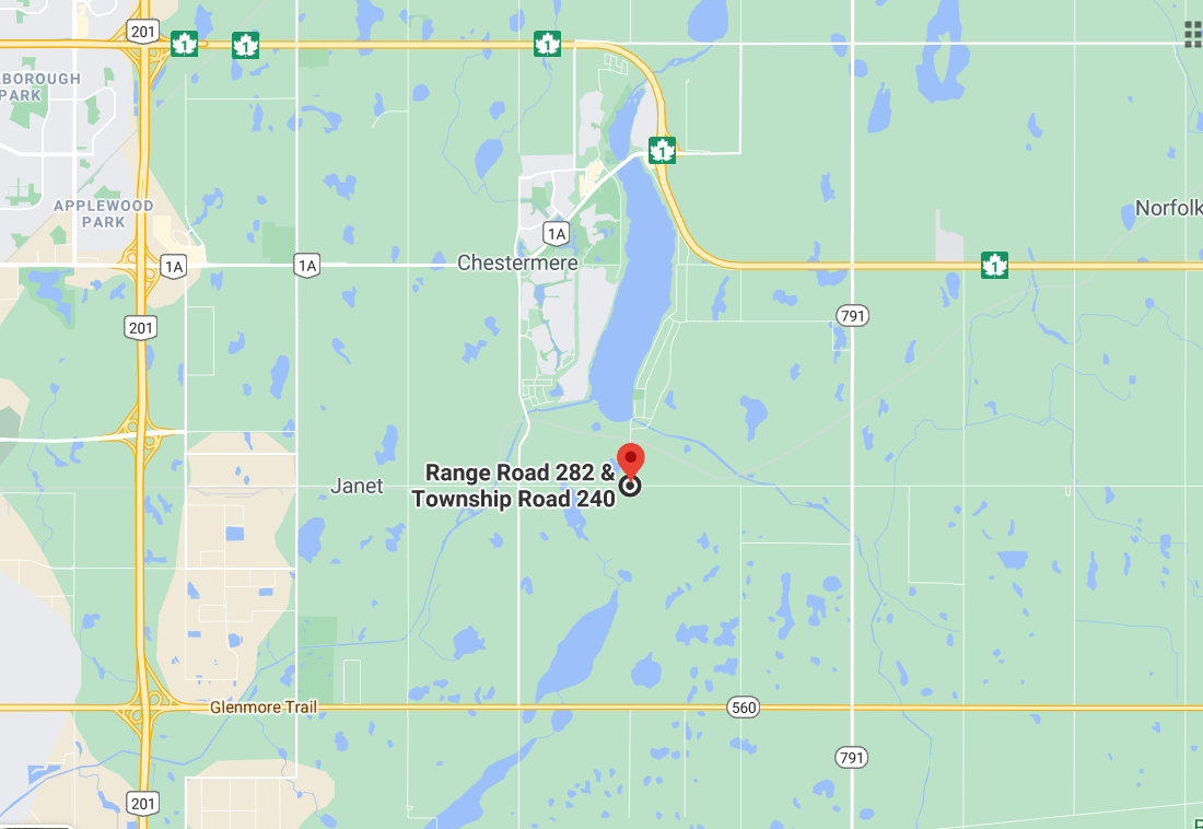 Vacant Land For Sale in Chestermere, AB