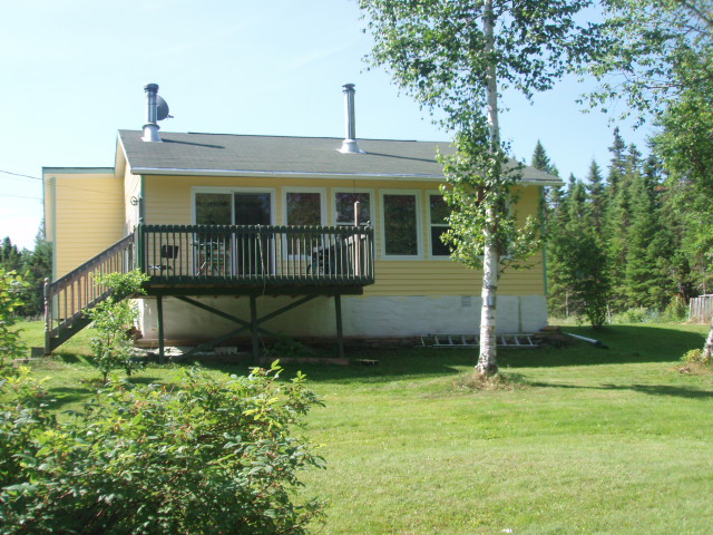 Cottage / Acreage / Farm / Recreational Property / Waterfront Property For Sale in Harcourt, NB - 2 bed, 1 bath