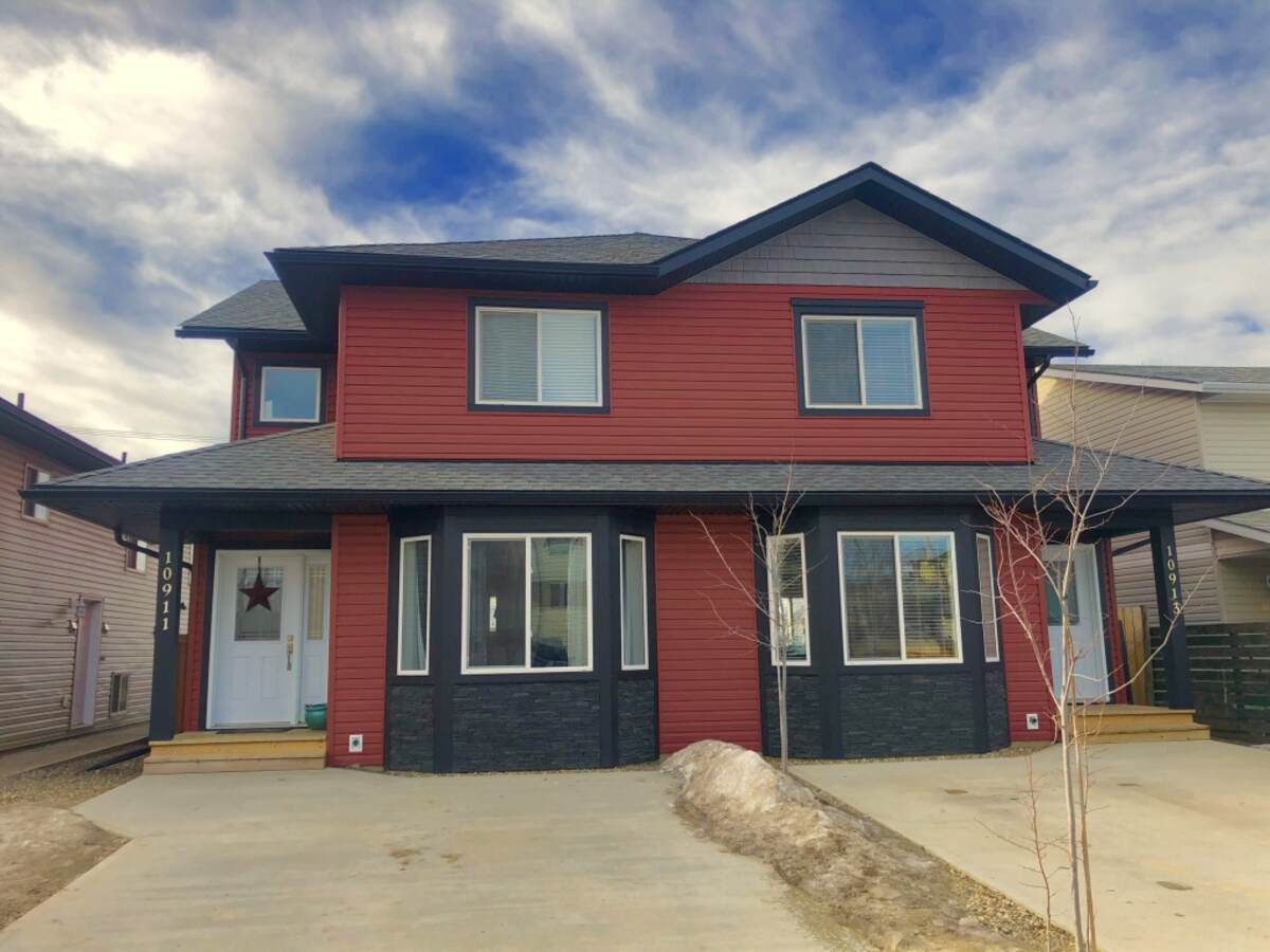 Half Duplex For Sale in Fort St. John, BC - 3 bed, 1.5 bath