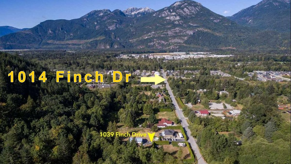 Business with Property / Acreage / Business / Farm / Land with Building(s) For Sale in Squamish, BC - 2 bed, 1 bath