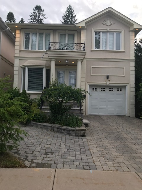 House For Sale in Toronto, ON - 4+1 bed, 4 bath