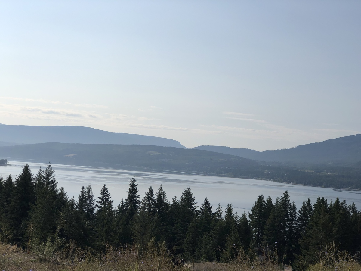 Acreage / Waterfront Property For Sale in Scotch Creek, BC