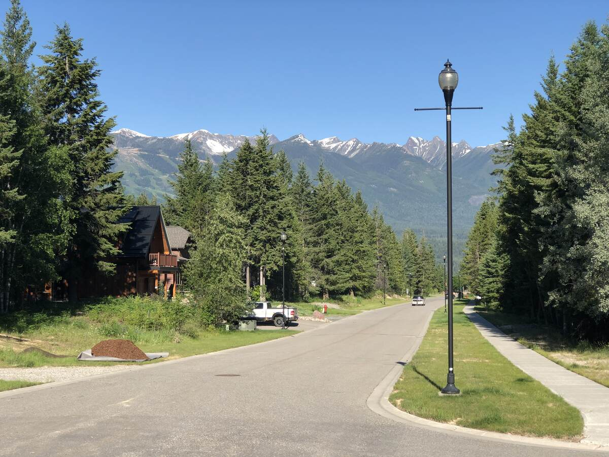 Vacant Land For Sale in Golden, BC