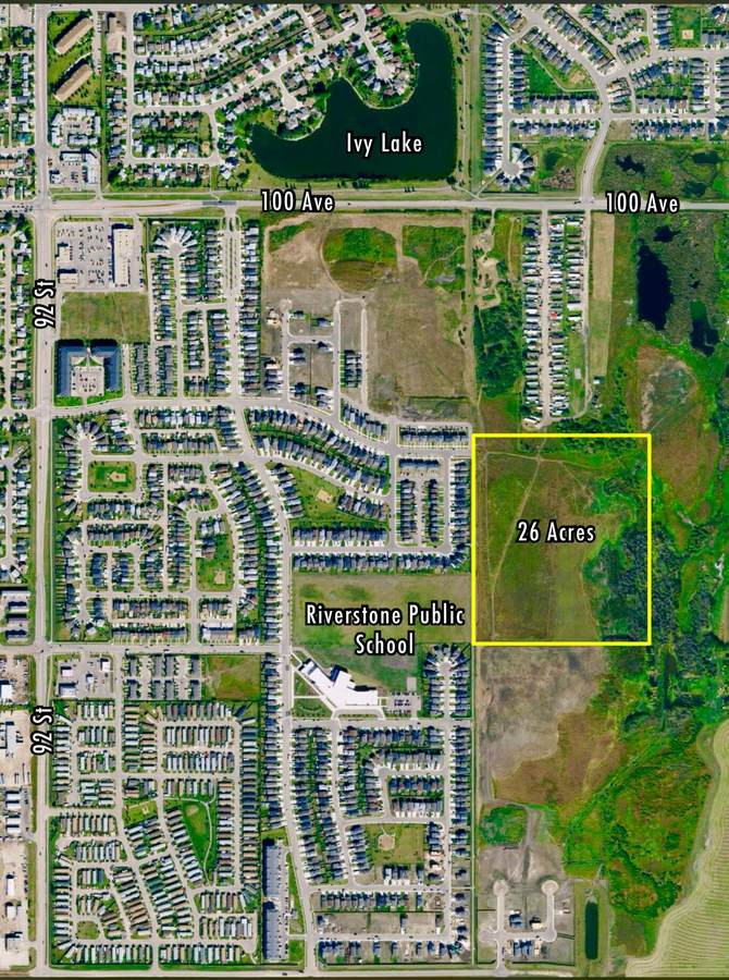 Vacant Land For Sale in Grande Prairie, AB