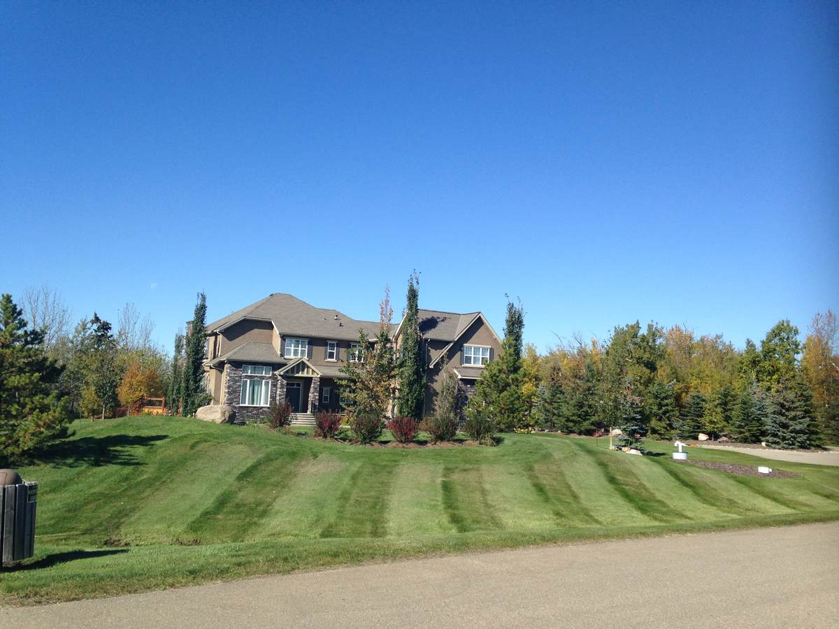 Acreage / House / Waterfront Property For Sale in Sherwood Park, AB - 6 bed, 6 bath