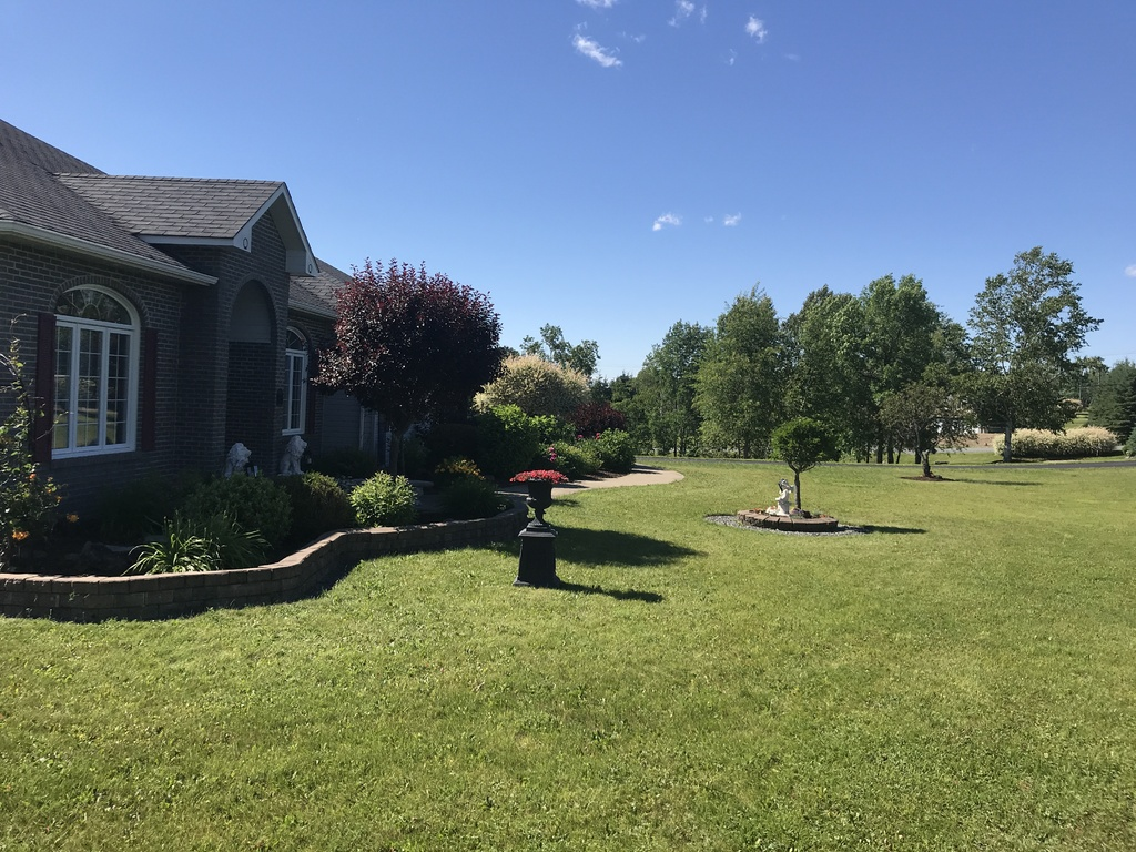 House / Building Lot / Empty Lot / Golf Course View For Sale in Grafton, NB - 4 bed, 3 bath