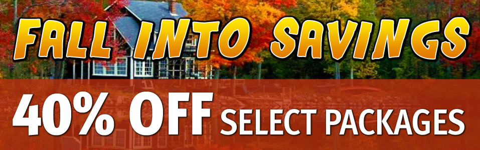 Fall Sale on Now!