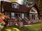 House / Cottage / Detached House / Home-Based Business Potential / Revenue Property For Sale on Mayne Island, BC - 3 bdrm, 1 bath (462 Village Bay Road)