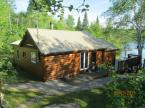 Waterfront Property / Cottage For Sale in Kipawa, QC - 2 bdrm, 1 bath (642 Chemin Du Baie)