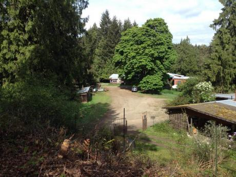 Farm / Acreage / Building Lot / Cottage / Land with Building(s) For Sale on Pender Island, BC - 2 bdrm, 1 bath (4510 Bedwell Hbr Road)