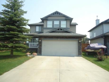 House For Sale in Chestermere, AB - 4 bdrm, 3 bath (269 West Creek Boulevard)