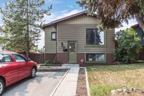 House For Sale in Calgary, AB - 2+1 bdrm, 2 bath (63 Erin Ridge Rd SE)