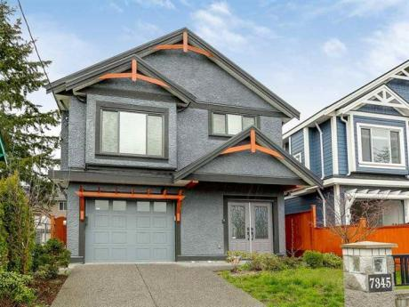 House For Sale in Burnaby, BC - 5+1 bdrm, 4 bath (7345 Stride Ave)