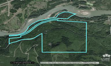 Acreage / Building Lot / Empty Lot / Farm / Land For Sale in Clearwater, BC - 0 bdrm, 0 bath (Dunn Lake)
