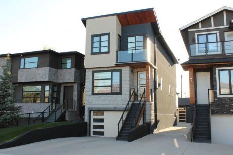 House For Sale in Calgary, AB - 3 bdrm, 3.5 bath (1709 27 Street SW)