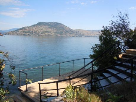 Waterfront Property / Recreational Property / Vacant Land For Sale in Vernon, BC - 0 bdrm, 0 bath (9261 Eastside Road)