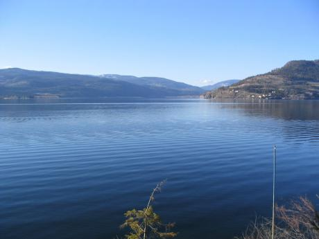 Waterfront Property / Building Lot / Empty Lot / Land / Recreational Property For Sale in Vernon, BC - 0 bdrm, 0 bath (9261 Eastside Road)