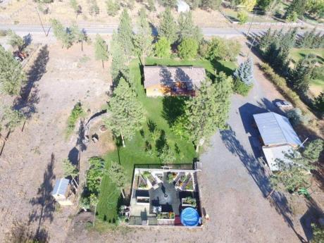 Acreage For Sale in Lower Nicola, BC - 3+1 bdrm, 2 bath (2515 Aberdeen Road)