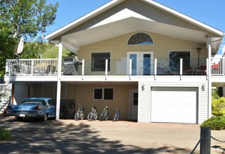 Recreational Property / House For Sale in Lac Pelletier, SK - 4 bdrm, 2 bath (203 Elim Lane)