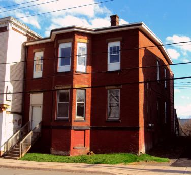 4-Plex / House / Revenue Property For Sale in Saint John, NB - 7 bdrm, 4 bath (100 Main Street)