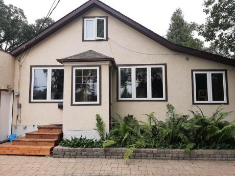 House / Waterfront Property For Sale in Winnipeg, MB - 2+1 bdrm, 1 bath (1864 Assiniboine Ave)
