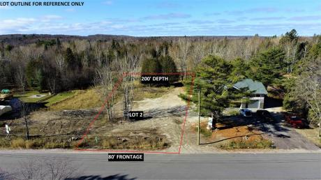 Land / Empty Lot For Sale in North Bay, ON - 0 bdrm, 0 bath (Larocque Rd. Lot 2)