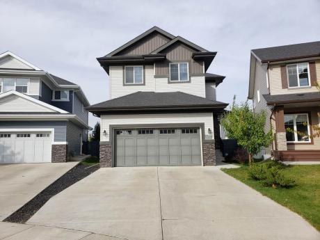 House For Sale in Edmonton, AB - 4 bdrm, 3.5 bath (5610 Greenough Cape NW)