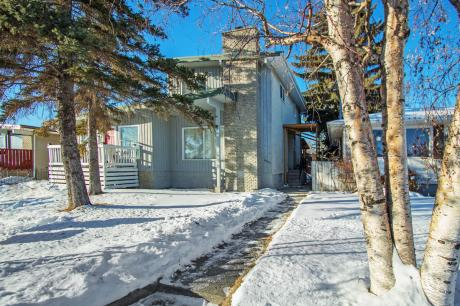Duplex For Sale in Calgary, AB - 3+1 bdrm, 2 bath (2601, 39 Street SE)