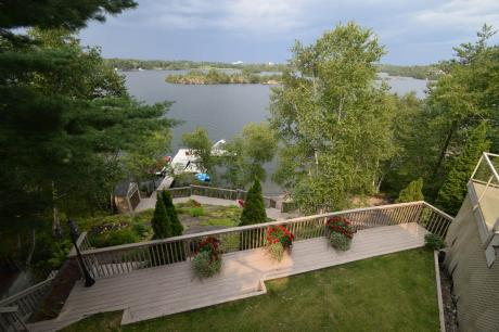 Waterfront Property / House For Sale in Sudbury, ON - 4+1 bdrm, 4 bath (340 Maki Ave)